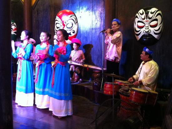 Thien Nga Hotel: Cultural activities