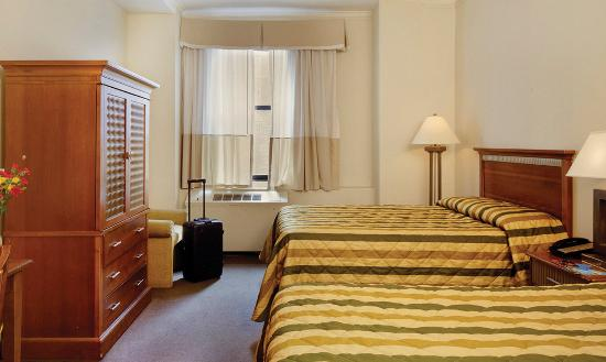 Superior 2 double beds picture of hotel pennsylvania - Hotel suites new york city 2 bedrooms ...
