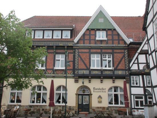 Romantik Hotel Ratskeller Wiedenbruck