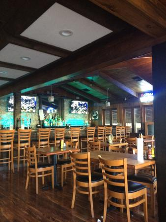 Sea Q Grill: Great seafood!