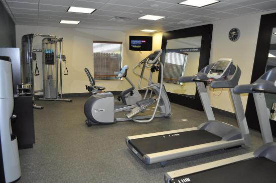 Pleasanton, Τέξας: Fitness Center