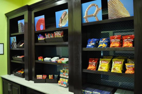Pleasanton, Τέξας: Suite Shop