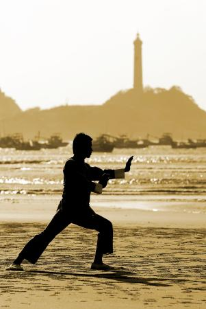 Princess D'An Nam Resort & Spa: Tai Chi 1