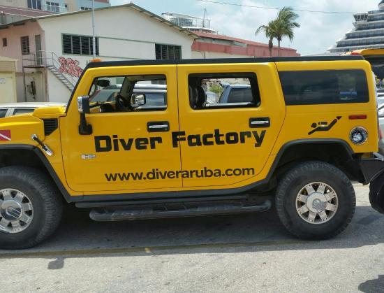 Diver Factory Aruba: 20160512_182449_large.jpg