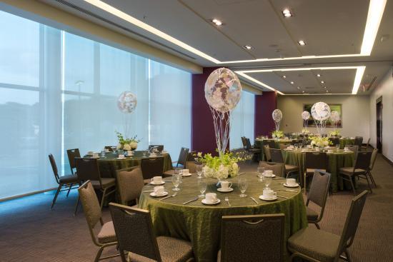 Wyndham Panama Albrook Mall: Colon Meeting Room Baby Shower Setup
