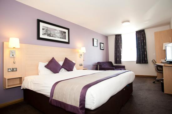Shore View Hotel: Executive Double bedroom