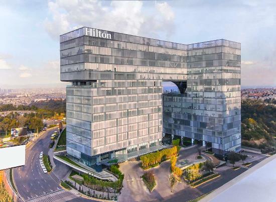 Hilton Mexico City Santa Fe