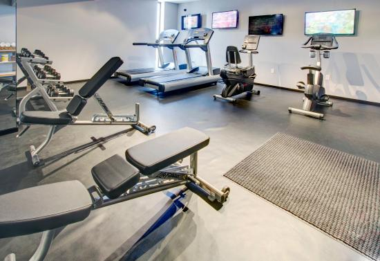 The Parc Hotel - Fitness Room