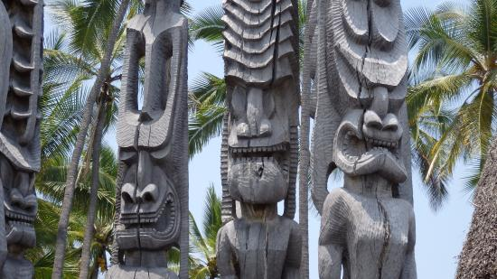 Honaunau, Havaí: City of refuge