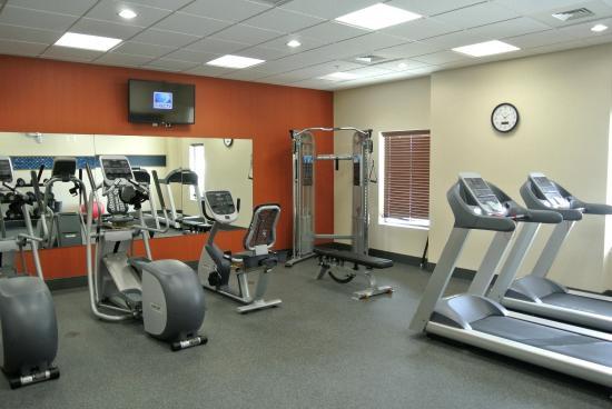 Carrizo Springs, تكساس: Fitness Center