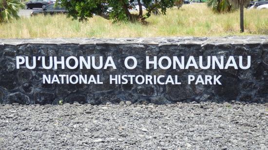 Honaunau, Hawái: City of refuge