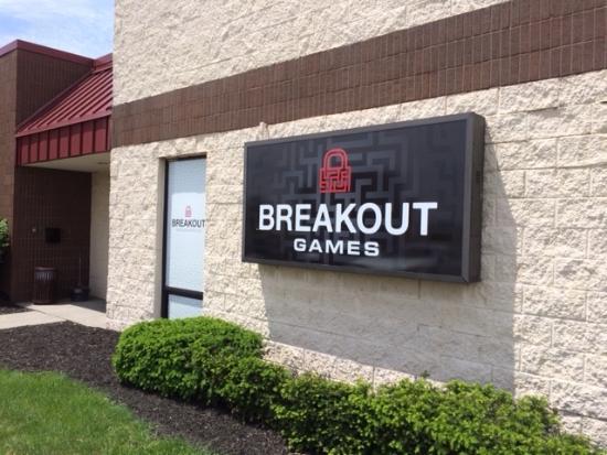 Breakout Games - Indianapolis (Castleton)