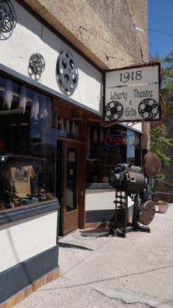 Jerome, AZ: Liberty Theater