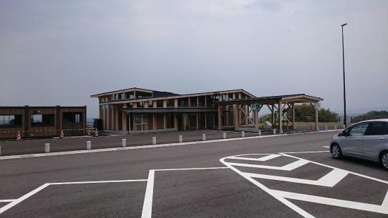 Noetsu Prefectural Border Parking Area Downline Hotokejima-side