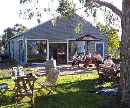 Grampians, ออสเตรเลีย: Pierrepoint Wine (2)