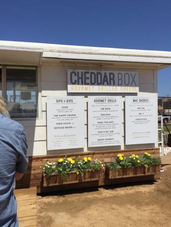Cheddar Box
