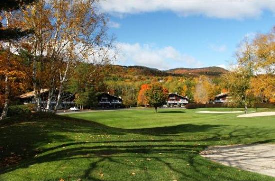 Bartlett, NH: Beautiful Golf Course Setting