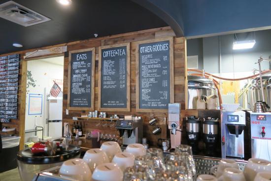 Cedar Park, TX: Red Horn - great coffee