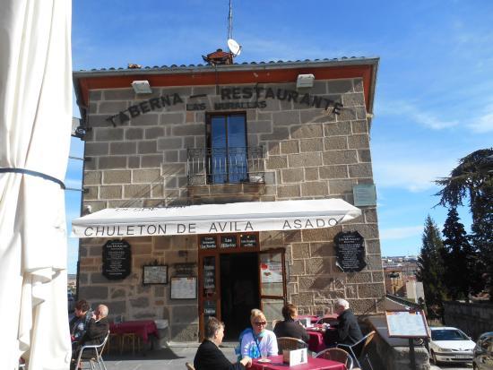 Taberna Restaurante las Murallas: Vista general