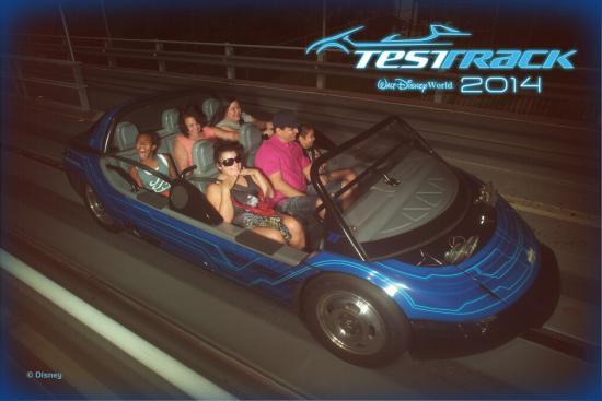 Testando Bild Von Test Track Presented By Chevrolet Orlando