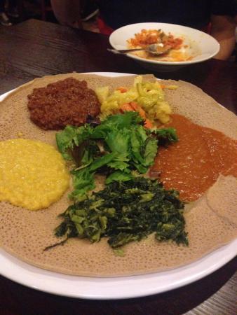 Walia Ethiopean Cuisine