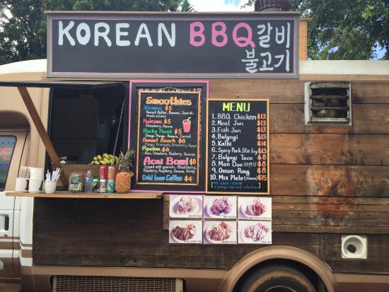 Popular food truck - Picture of Korean BBQ, Haleiwa - TripAdvisor UM34
