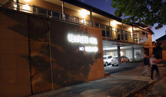 Templers Mill: Facade Night