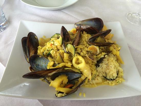 Sale e Pepe : Mixed Seafood Risotto