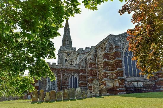 Church of St. Mary the Virgin, Finedon