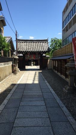 Shakuzoji Temple Kuginukijizo