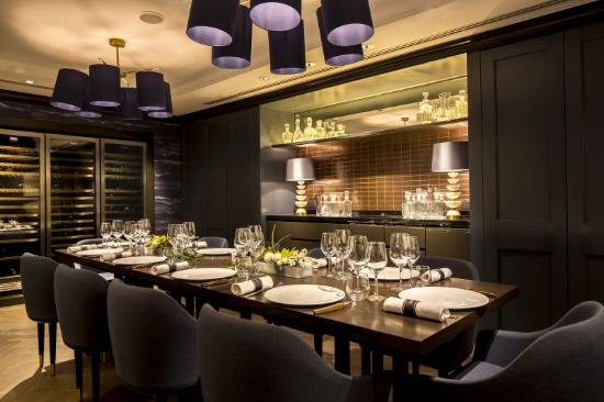 The Disgruntled Brasserie: Private Dining Room Part 88