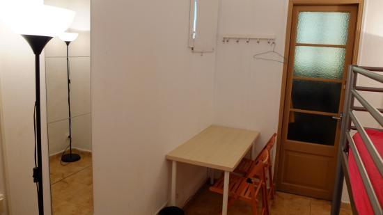Ole Barcelona Hostel: Twin room