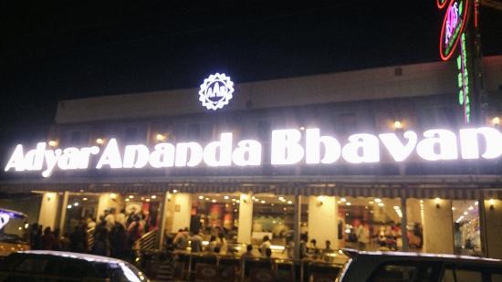 Image result for Adyar Ananda Bhavan, Ooty
