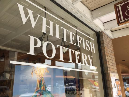 ‪Whitefish Pottery‬