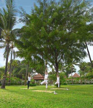 Golf - Picture of Banyan Tree Spa Sanctuary, Choeng Thale - TripAdvisor