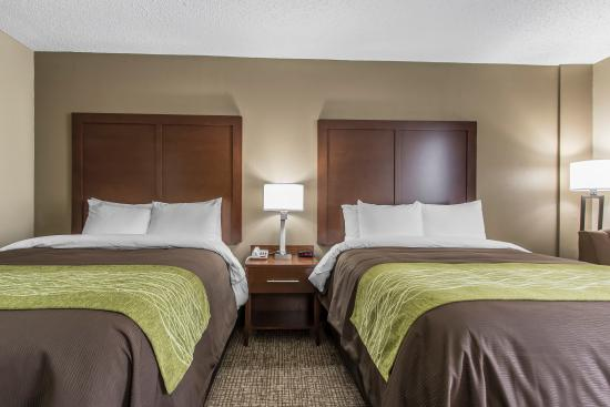 Comfort Inn: Our renovations have created rooms that guests are raving about!