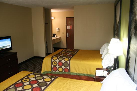 Anna, IL: Double Bed Room Non Smoking