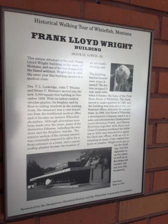 Frank Lloyd Wright Building : photo1.jpg
