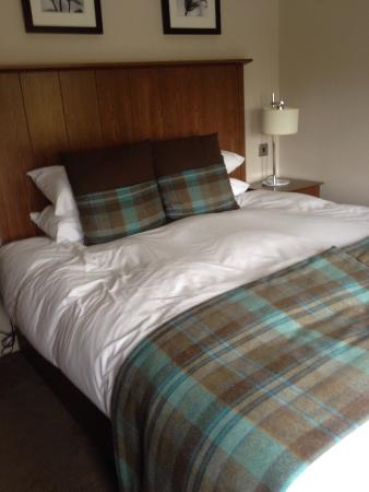 Railway Hotel: Lovely rooms
