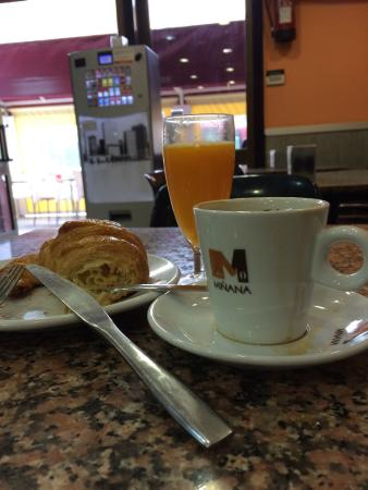 Cafeteria Madrid