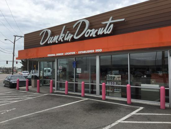 The Original Dunkin Donuts Picture Of Dunkin Donuts