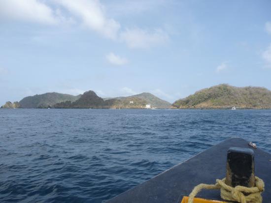 Северо-Восточное побережье, Тобаго: Little Tobago & Goat Island