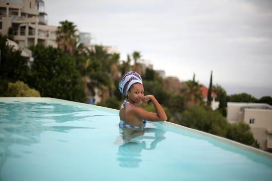 อ่าวแบนทรี, แอฟริกาใต้: pool