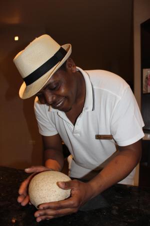 อ่าวแบนทรี, แอฟริกาใต้: home made bread