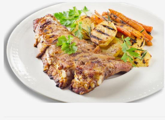 Drogheda, Ireland: BBQ Roast