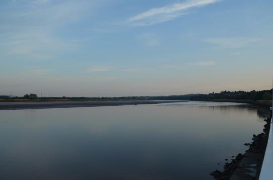 Newnham, UK: The River View
