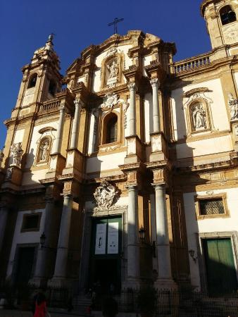 Chiesa di San Domenico dalla terrazza della Rinascente - Foto di ...