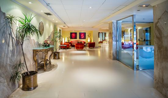 Hotel Avenida: hall 2