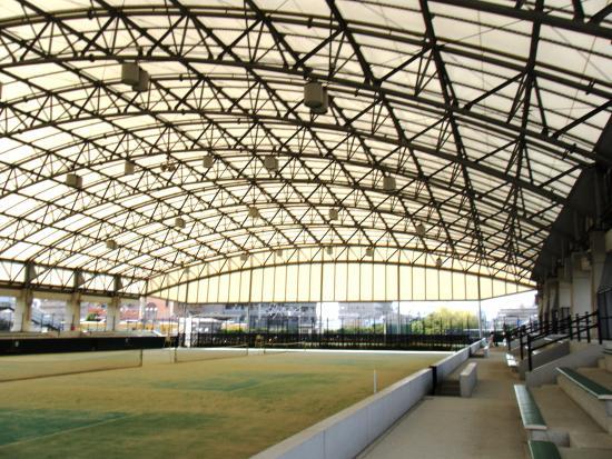 Ube Mate Frecera Tennis Court (Central Park Tennis Court)