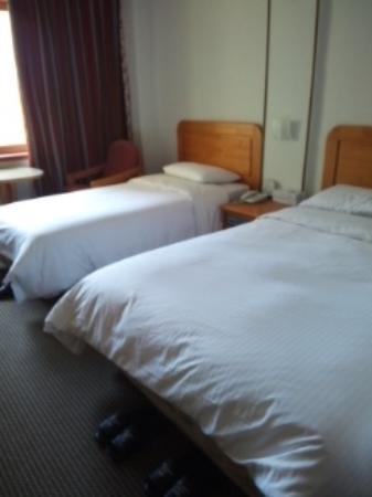 Busan Tourist Hotel Photo